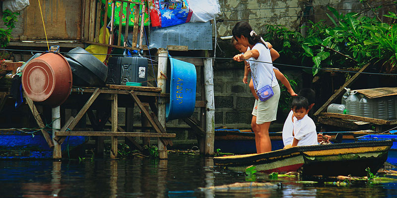 Experts Warns the Philippines for Large-Scale and Permanent Floods